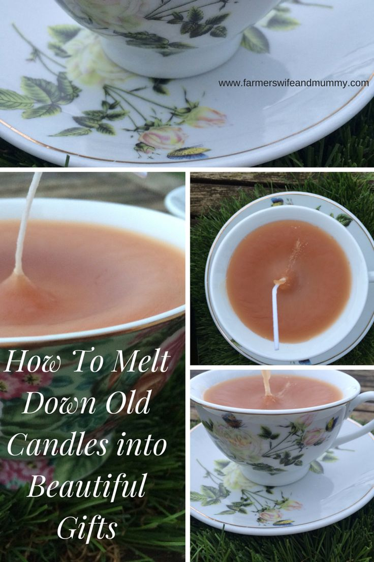 It's Mother's Day on Sunday and, while I am sure most mums out there would absolutely love diamonds and roses, there are some thrifty things you can make and home made candles is one of…
