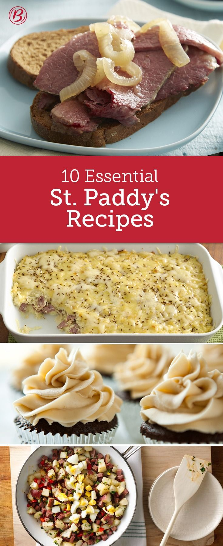 Essential Irish Recipes For A Perfect St Paddys Day