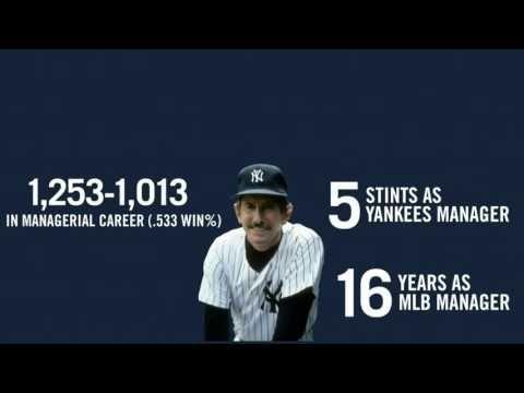 New York Yankees Retired Numbers: Billy Martin - YouTube