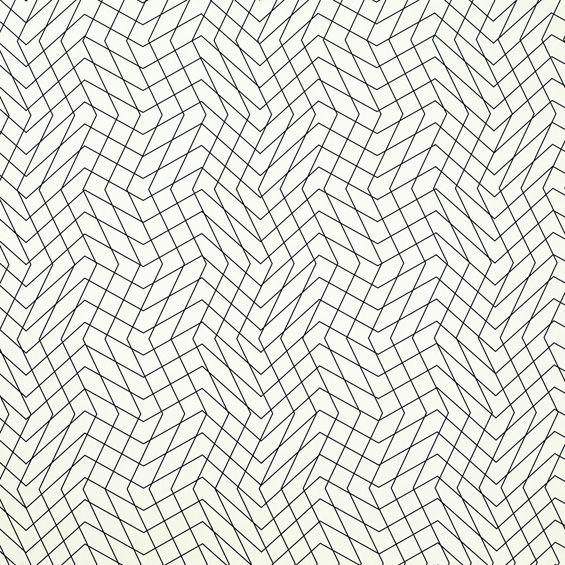 """Architectes et frères, les italiens Alessandro et Francesco Mendini ont imaginé pour Refin Ceramiche la collection de carreaux de céramique """"Filo"""". Une série graphique qui joue sur les motifs géométriques et ses dimensions imposantes p..."""