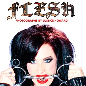 In February, we'll be keeping the heat on with the opening of photographer Justice Howard's show FLESH. Howard's photos have appeared in such high profile places as Easyriders to the set of the FX networks hit show Sons of Anarchy. Join us for a first chance to see the work of this internationally known artist!
