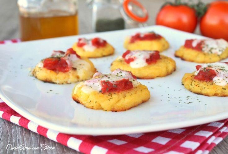 Pizzette di patate|CuciniAmo con Chicca