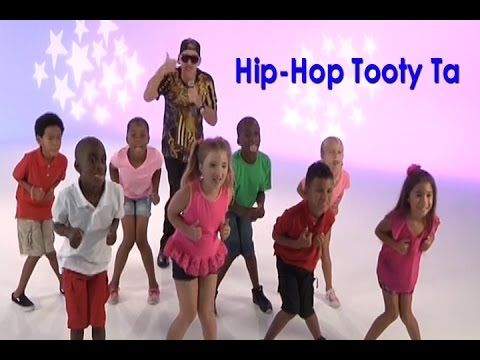 """Tooty Ta is super popular children's song and great for """"brain breaks"""". Students get some fun physical activity, rejuvenate their bodies and brains.Hip-Hop Tooty Ta helps to re-focus student's attention. Using my cool Hip-Hop Tooty-Ta as a """"brain break"""" is a win-win situation. Students learn during these """"brain breaks"""" plus return to a task renewed and energized. #tootyta #brainbreaks"""