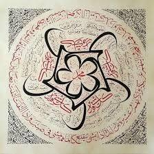 Resultado de imagen para alfabeto arabe Naskh