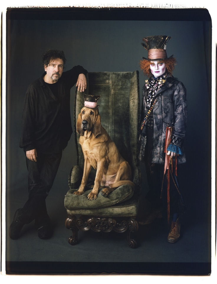 Tim Burton & Johnny Depp - Alice in Wonderland