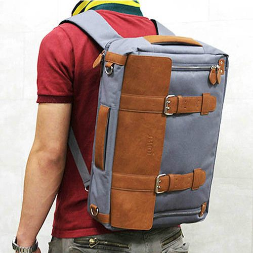 12 best images about BackPAK$ on Pinterest | Canvas backpacks ...