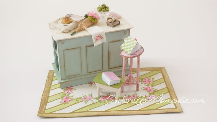 dollhouse kitchen accessories dollhouse kitchen island stools and accessories for 1 12 3420