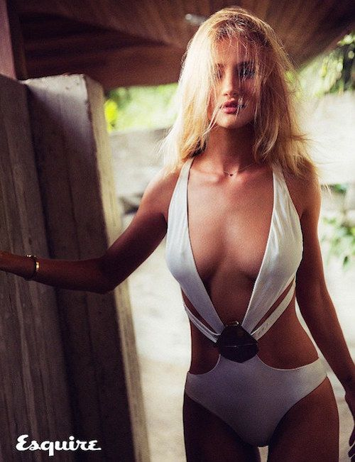 SHOOT: Rosie Huntington-Whiteley sexy voor Esquire | I LOVE FASHION NEWS