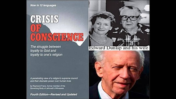 Ex Jehovah's Witness, Edward Dunlap Interview - Close friend of Raymond ...