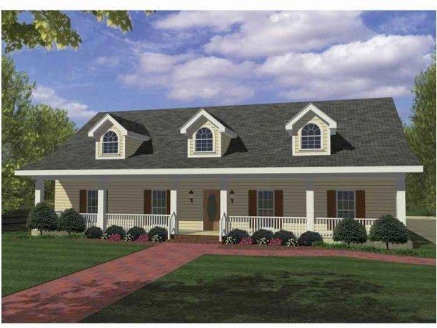 Case fara etaj cu 4 dormitoare mari