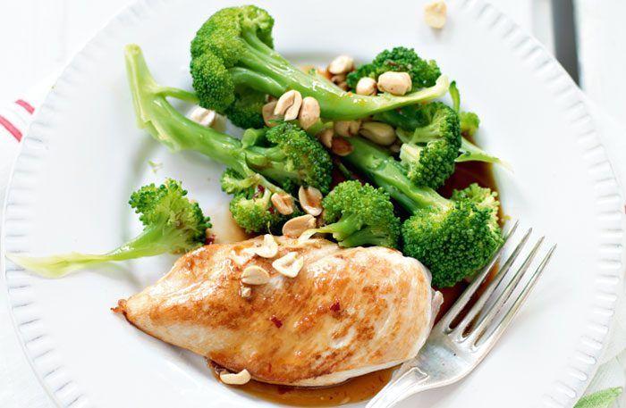 Middagstips med lite kalorier