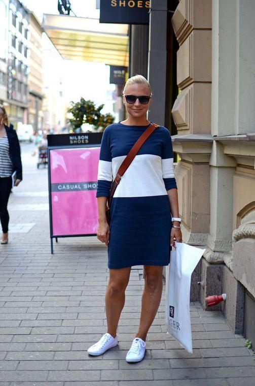Street style Helsinki, Finland