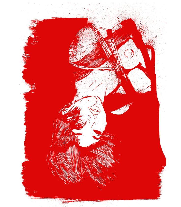 Araki, por Raquel Botelho. http://www.vandal.com.br/p/692