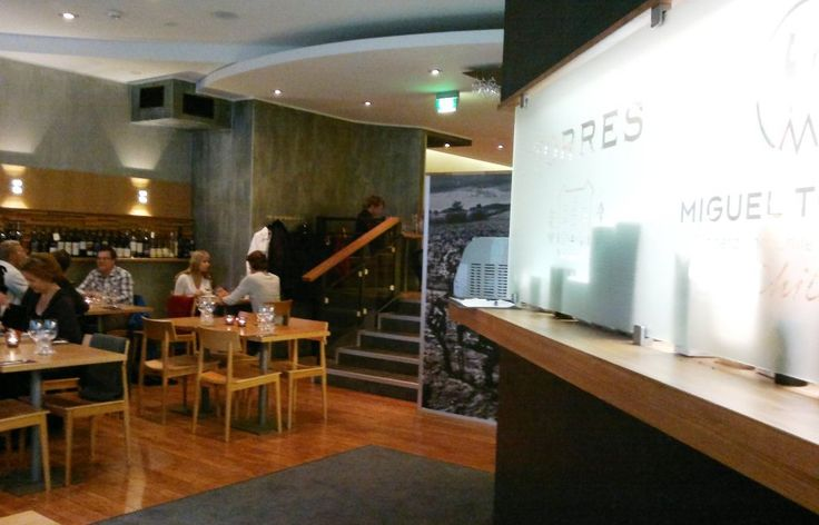 Copas y Tapas: Mediterranean style food mostly with Finnish ingredients and without written menu. In Kaartinkaupunki.    http://www.copasytapas.fi/