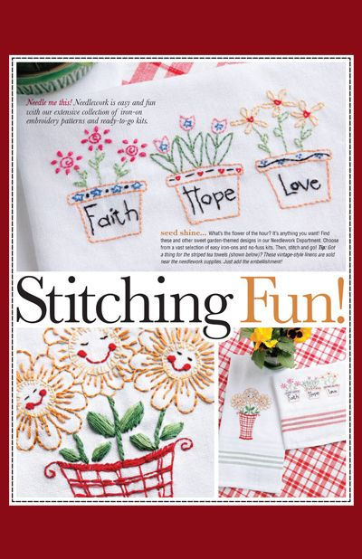 Needle Me This Needlework Is Easy And Fun With Our