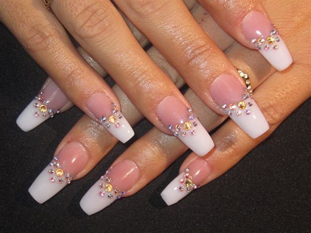 142 best images about weddings bridal nails on pinterest - Fotos de decoracion ...