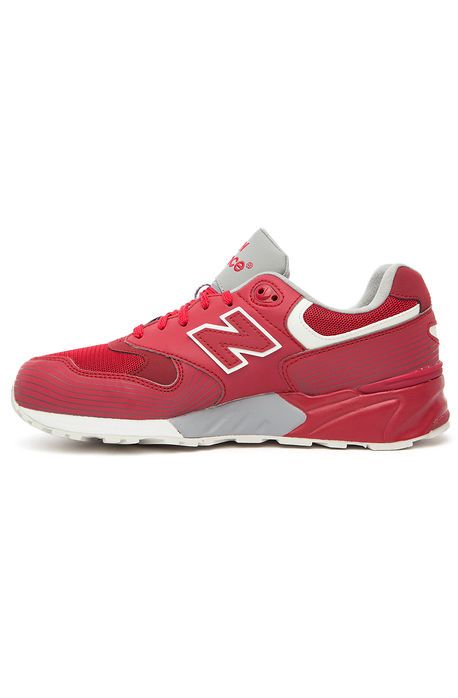 The 999 Sneaker in Red