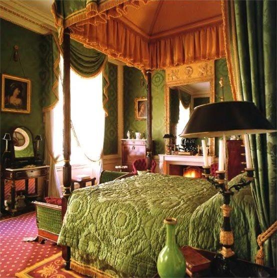 149 Best Green Bedrooms Images On Pinterest