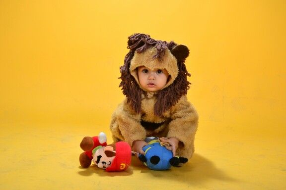 Disfraz Bebé Leon