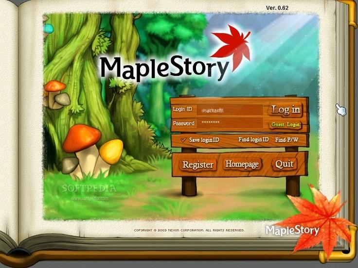 MapleStory 127