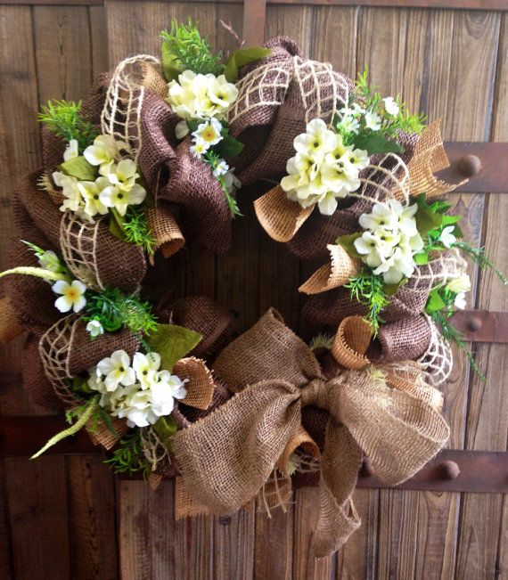 188 Best Wreath Ideas Images On Pinterest Holiday