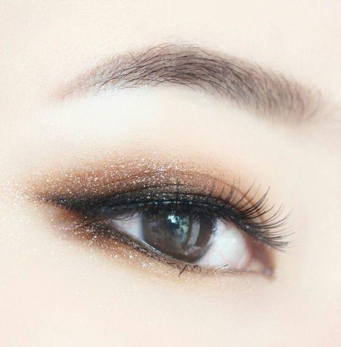 Fabuleux Les 25 meilleures idées de la catégorie Maquillage pour les yeux d  QT74