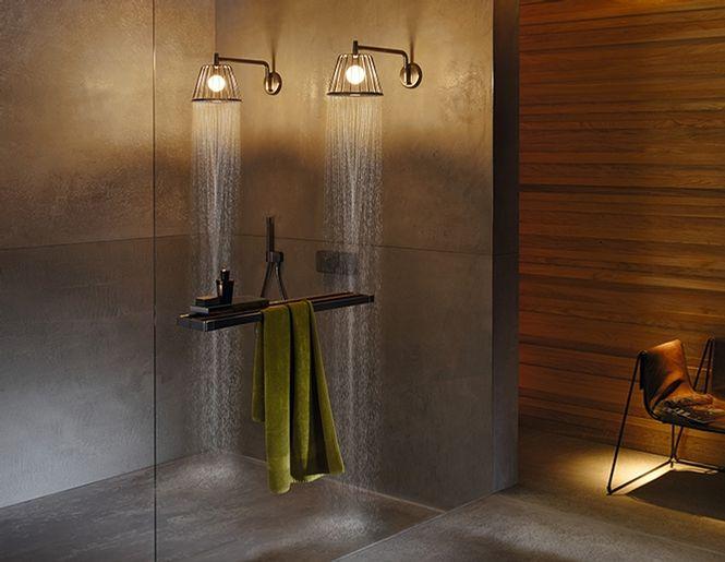 les 25 meilleures id es de la cat gorie salle de bains douche pluie sur pinterest pluie. Black Bedroom Furniture Sets. Home Design Ideas