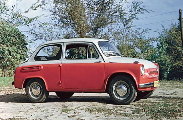"ЗАЗ 965 ""Запорожец"" Предсерийный '1959–60"