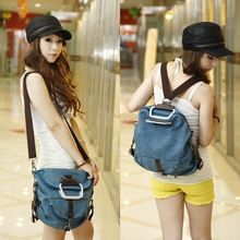 2015 moda de nueva coreano bolso femenino bolsa deportiva multifuncional travle portátiles mochilas Crossbody bolso de escuela(China (Mainland))