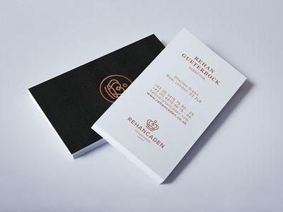 Rehancaden Logo Design / Business Card