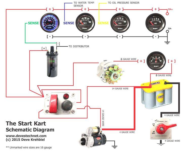 17  Quick Car Gauge Wiring Diagram -    Wiringg