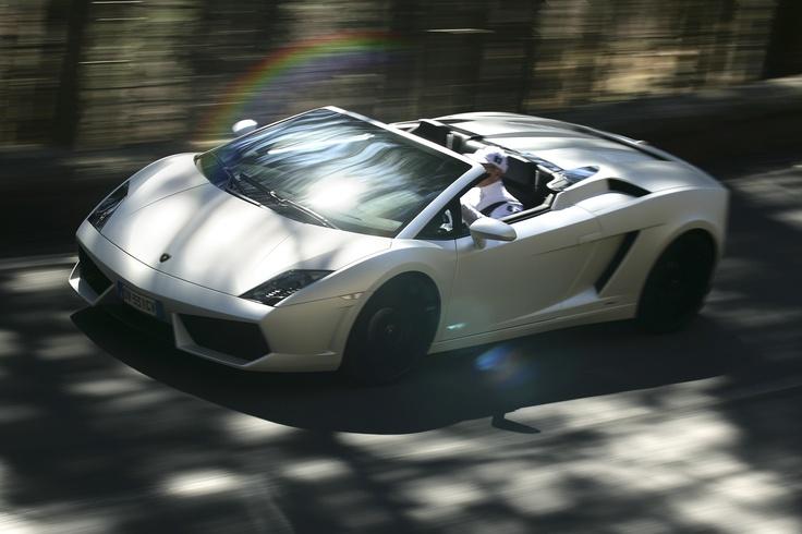 @Lamborghini Gallardo Spyder. Absolutely Stunning.