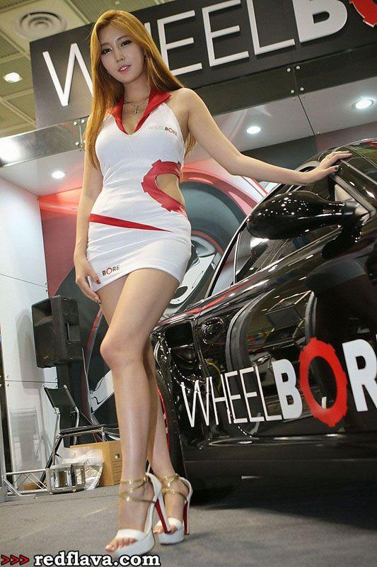 Girl Car On Cars
