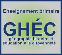 Plusieurs documents et outils à télécharger http://educ.csmv.qc.ca/sre/ghec/ghecprimaire/index.html