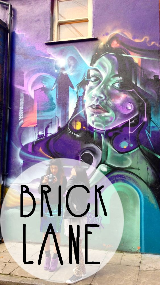 Le quartier de Brick Lane a été un véritable coup de coeur lors de notre séjour à Londres, venez découvrir pourquoi! // We totally had a crush on the Brick Lane neighborhood in London, come find out why!