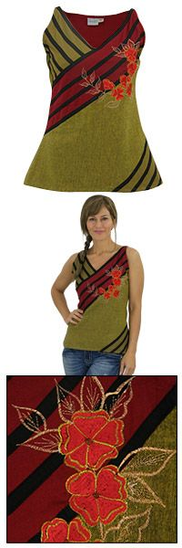 Wellspring Sleeveless Top at The Veterans Site