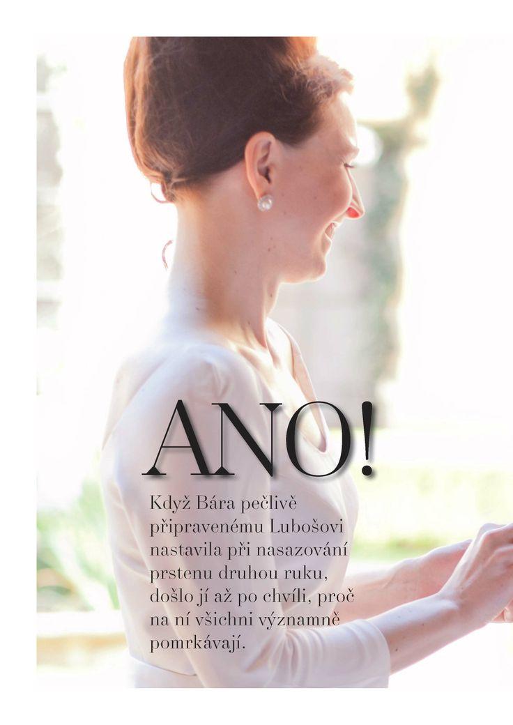 TheDAY - osobní svatební časopis.