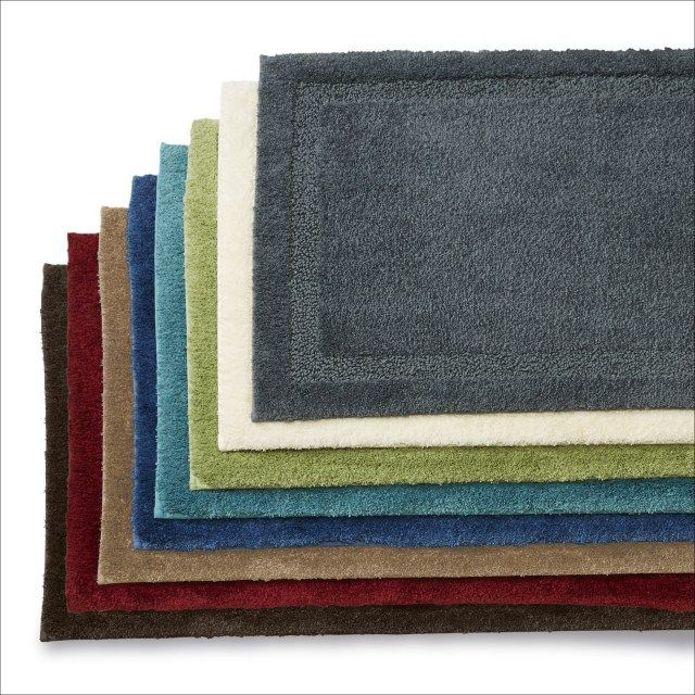 Cannon Bathroom Rugs Bathroomrugs Contour Rug Plush Bath Rugs