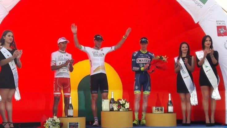 Steve Cummings s'impose sur la 1ère étape du Tour de Toscane - https://todaycycling.com/steve-cummings-simpose-tour-toscane/