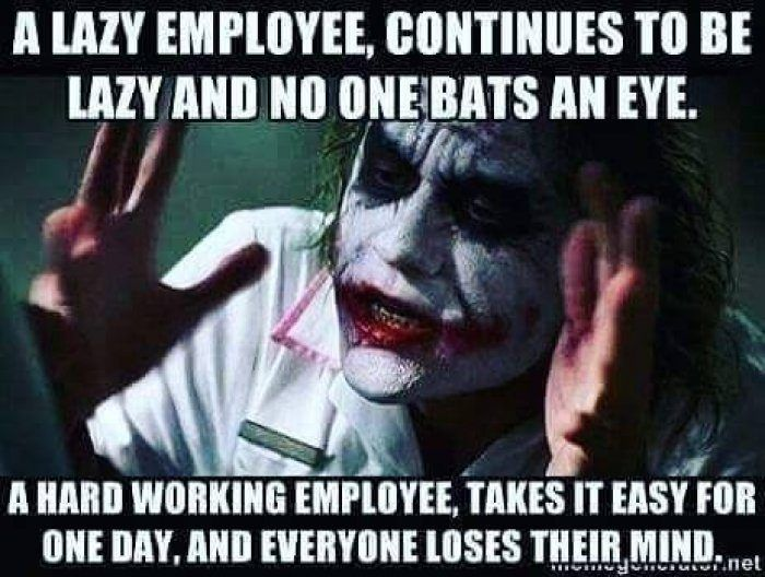 New Post has been published on http://jokideo.com/lazy-employee-meme/Lazy employee meme