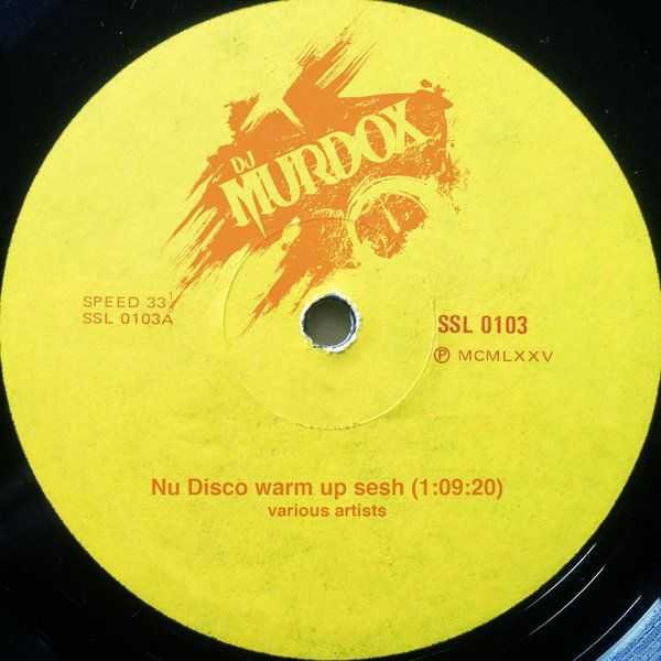 """Check out """"Nu disco warm up sesh!"""" by DJ MurdoX on Mixcloud"""