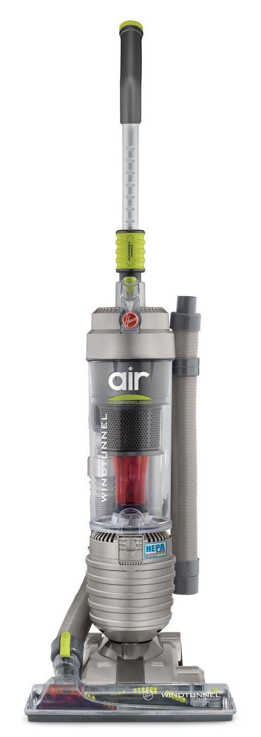 Today Only: Hoover WindTunnel Air HEPA Bagless Upright Vacuum Only $99.99 (Reg. $160) + FREE Shipping!