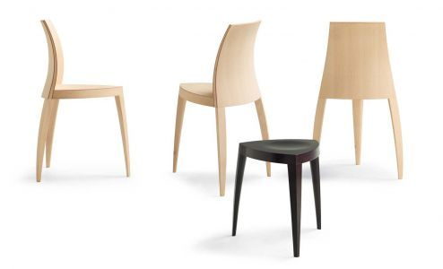 Segis | #Didivi, wooden chair. Take a look on the website: http://www.segis.it/en/products/Didivi/