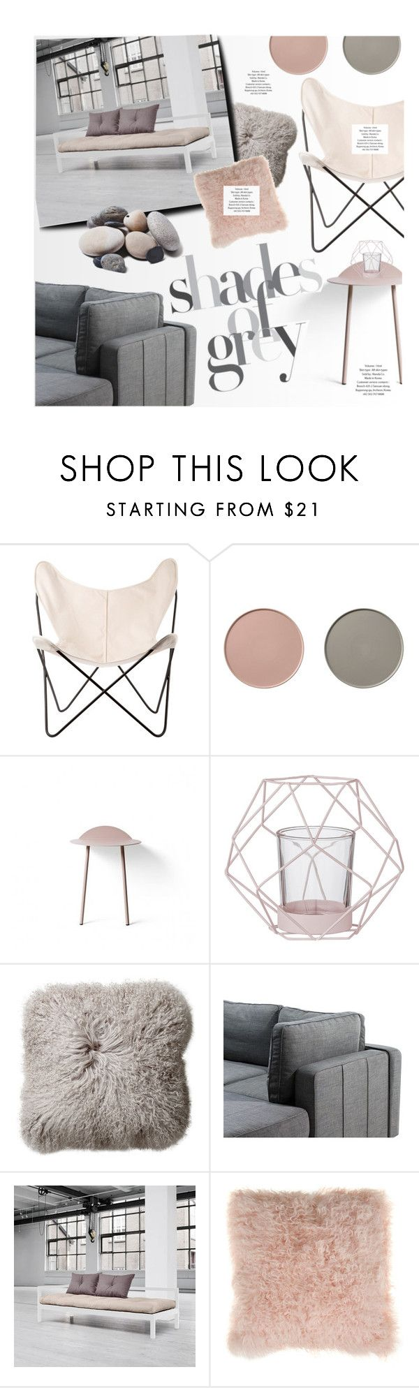 """Untitled #808"" by intellectual-blackness on Polyvore featuring interior, interiors, interior design, home, home decor, interior decorating, Bloomingville, Menu, Quarry and Home"