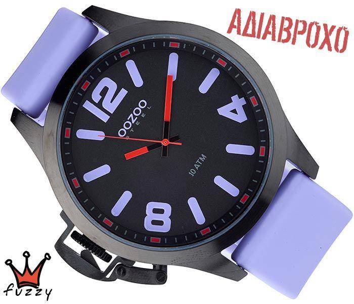 Ρολόι OOZOO STEEL XXL OS375