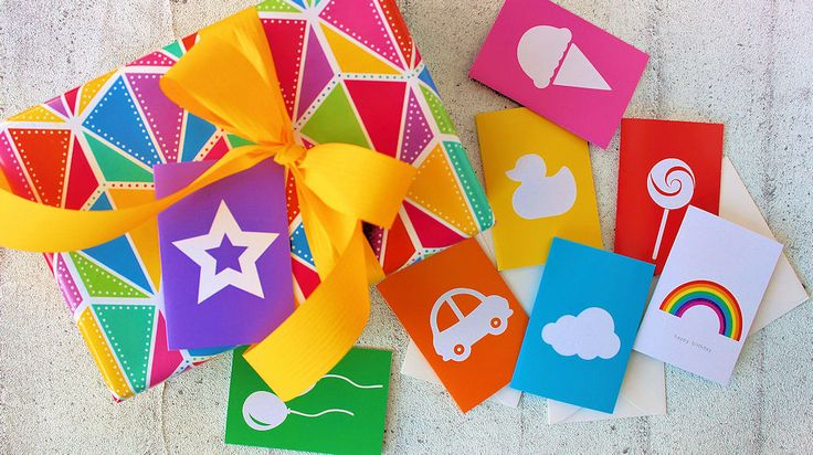 """""""Child Bright"""" Gift Cards by Finmark"""