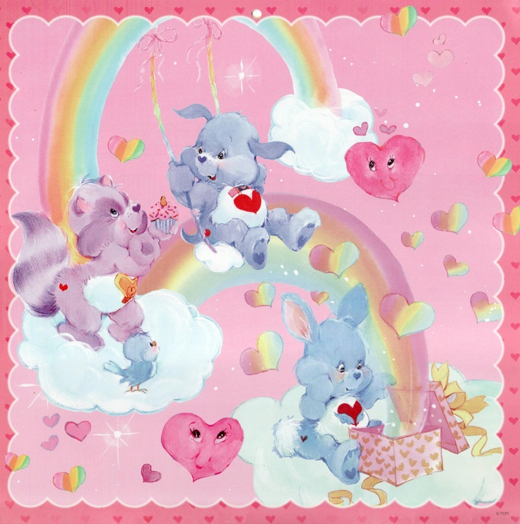 736 best care bears cousins images on pinterest care - Care bears wallpaper ...