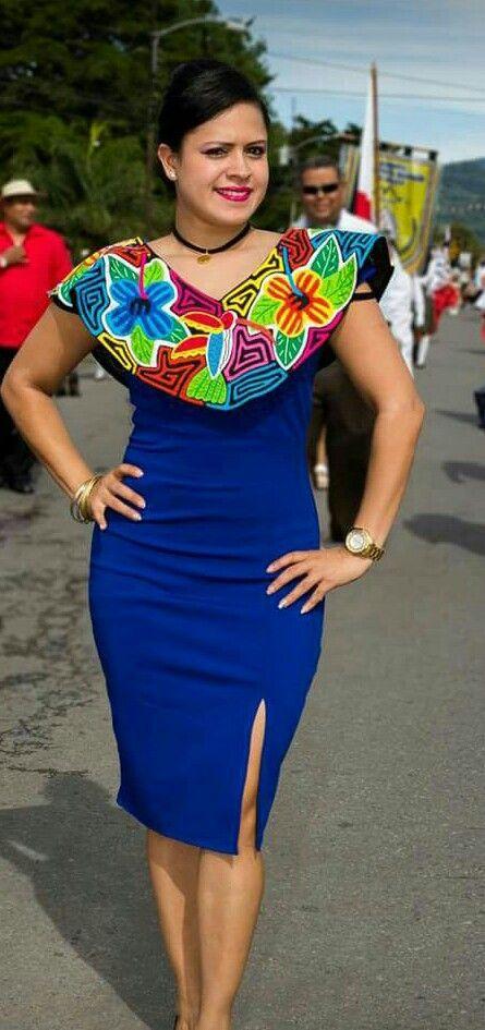 , vestidos estilizados Panama