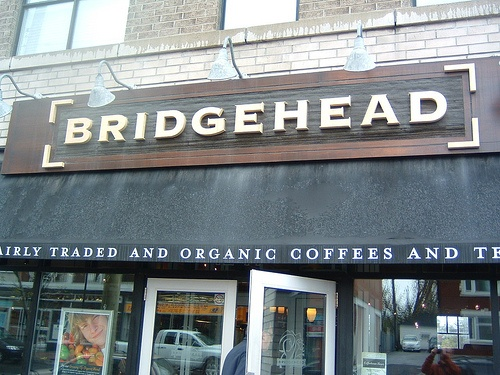 This coffee place is only in Ottawa and it owns my street.