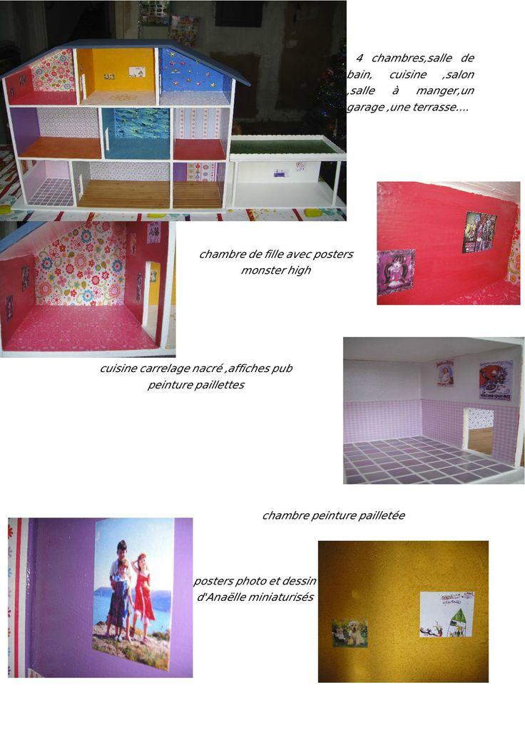 7 best Idées pour la maison images on Pinterest Cartonnage, Crafts